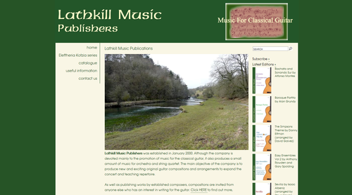 Lathkill Music Publishers