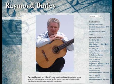 Raymond Burley