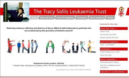 Tracy Sollis Leukaemia Trust