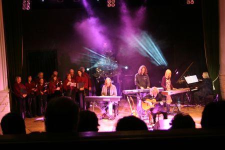 Rick Wakeman Christmas Concerts 19th  20th Dec 09